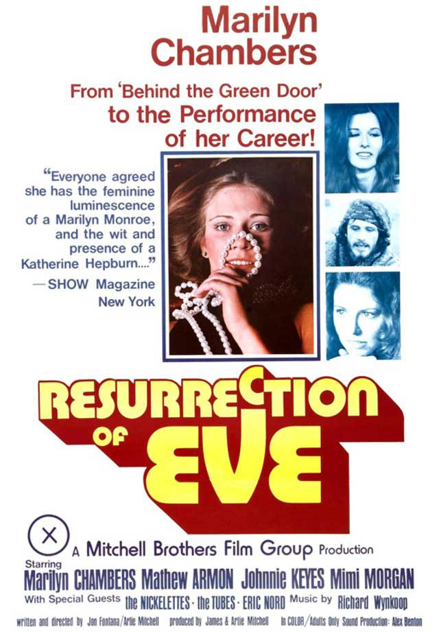 ResurreCtion Of Eve Marilyn Chambers