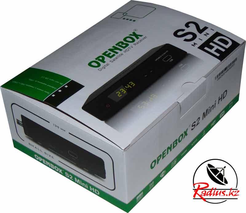 Openbox S2 Mini HD коробка с ресивером