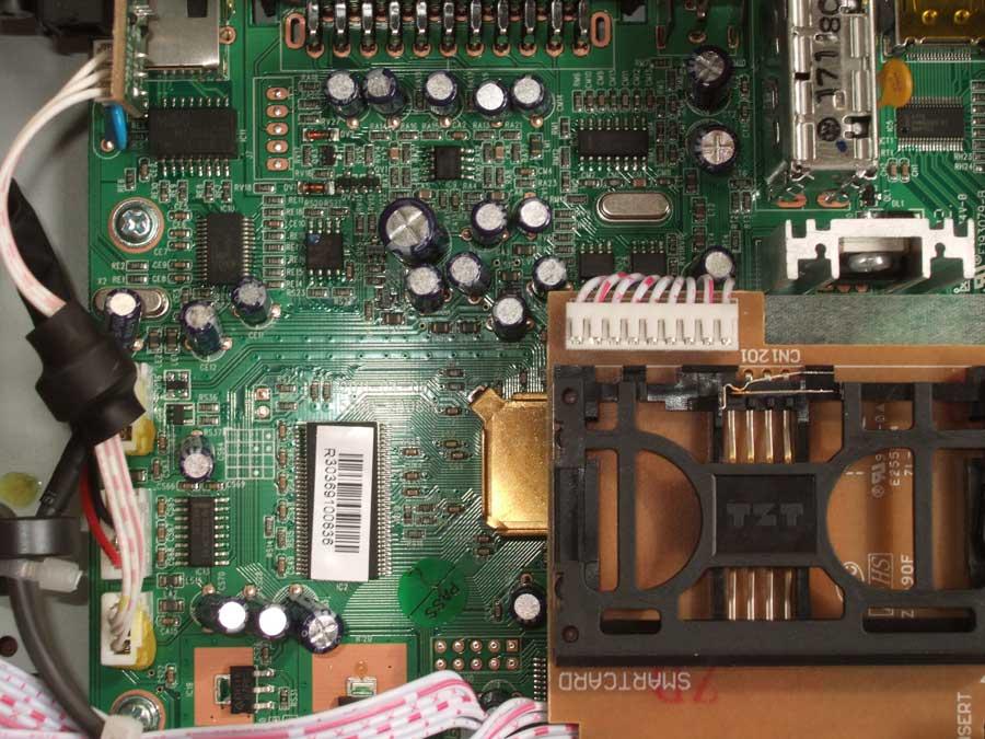 L Openbox S1 PVR схема