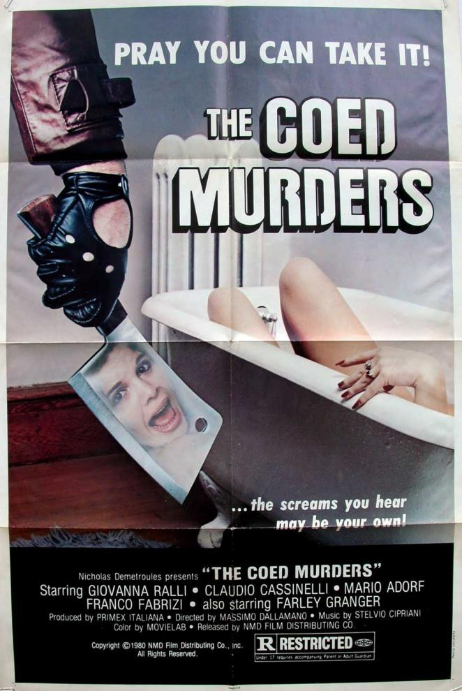 The Coed Murders - Pray You Can Take It!